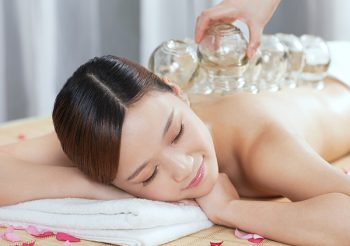 Ai Salt Warm Moxibustion Ice Fire Therapy Package